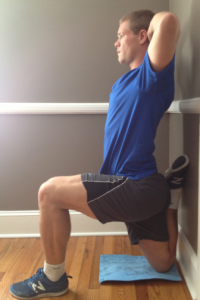 why hip flexors sore